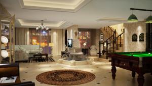 фонтан в квартире