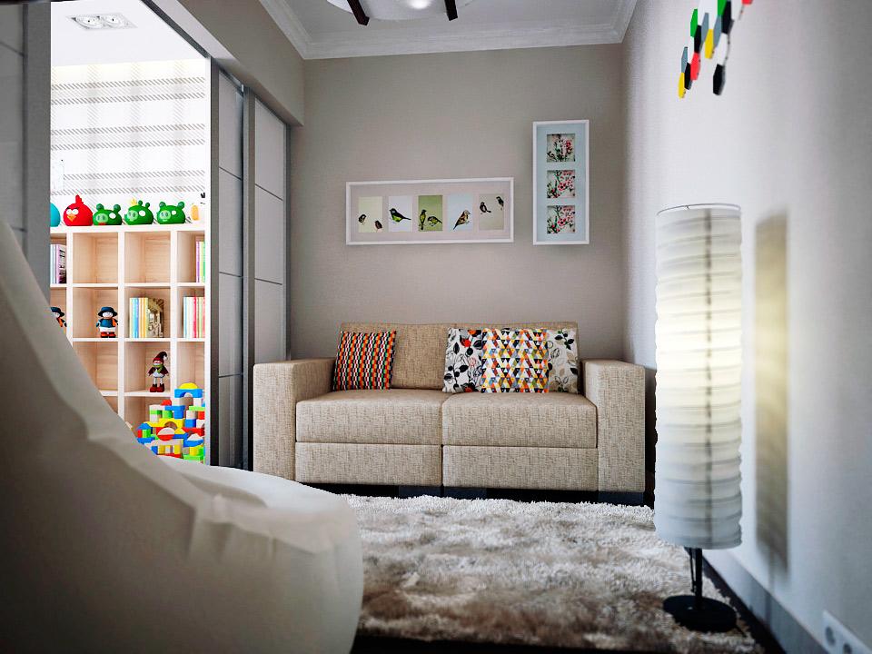Дизайн интерьера квартир в Орше