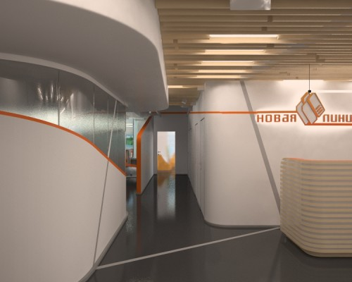 дизайн офиса