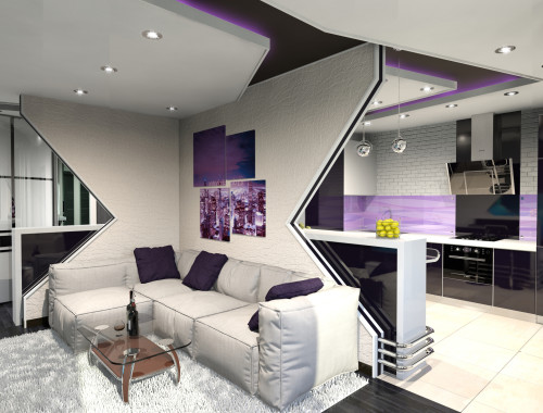 Дизайн интерьера квартиры Витебск