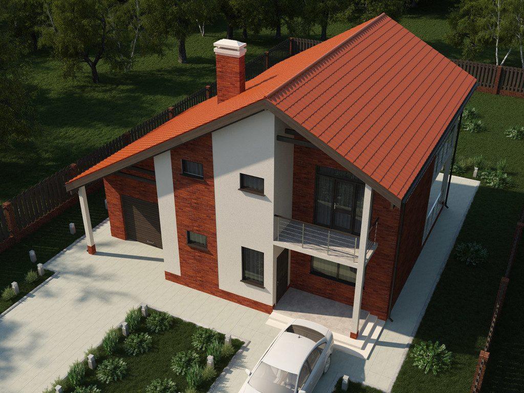 3d моделирование домов