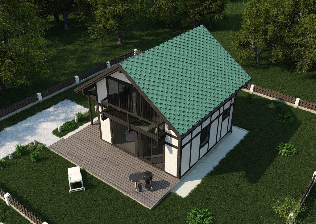 визуализация домов в Минске