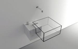 раковина куб