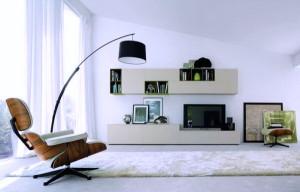дизайн гостиной в минске
