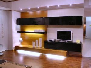 дизайн шкафа для телевизора