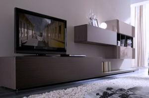 дизайн стенки гостиной