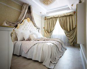 дизайн интерьера спальни в Витебске