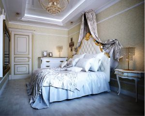 дизайн спальни в Витебске