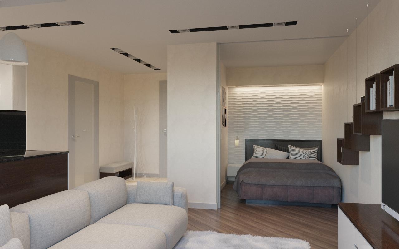 дизайн небольших квартир в Витебске