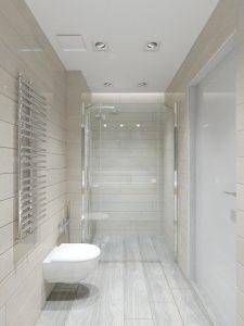 обьединение ванны и туалета