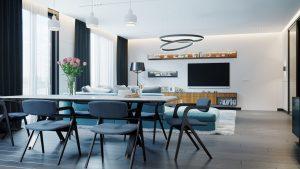 дизайн интерьера домов в Витебске