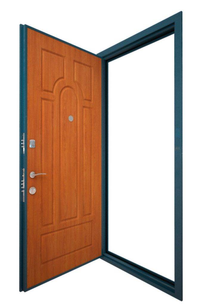 3д визуализация дверей