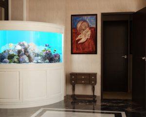 визуализация аквариума