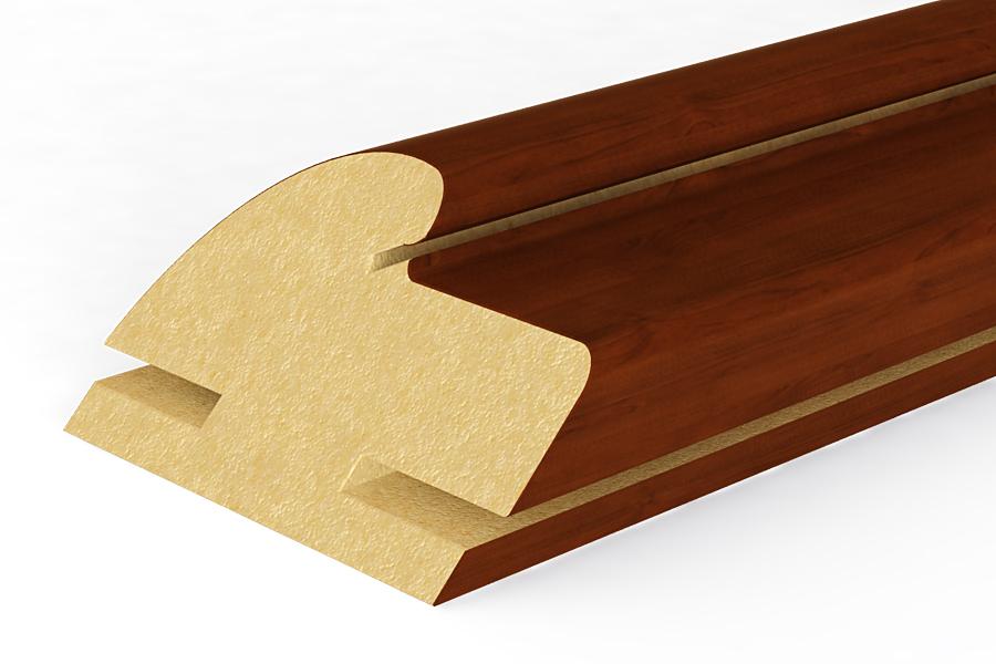 моделирование дверной коробки