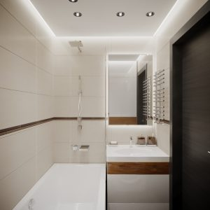 Дизайн ванной комнаты Витебск