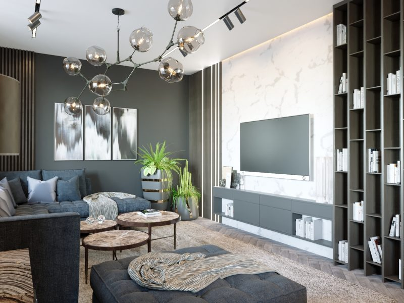 дизайн квартиры в Минске
