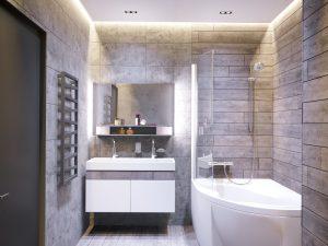 лучший дизайн ванной